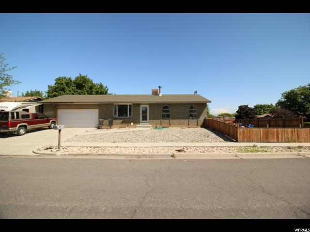3488 W Pawnee S, West Valley City, UT 84119 (#1526522) :: Home Rebates Realty