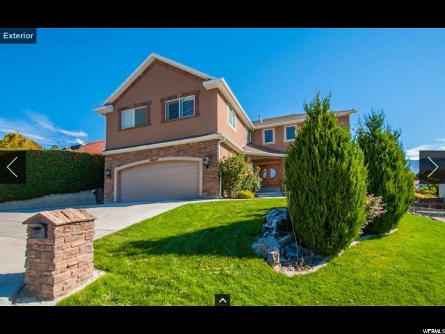4619 S Creekview Dr. E, Murray, UT 84107 (#1526536) :: Colemere Realty Associates