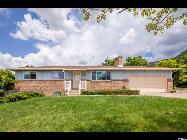 307 E 1200 N, Centerville, UT 84014 (#1526543) :: Home Rebates Realty