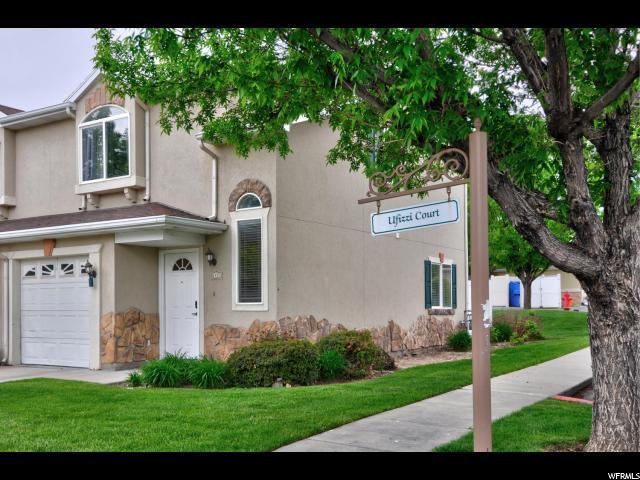 6980 S Ufizzi Ct W, West Jordan, UT 84084 (#1526546) :: Home Rebates Realty