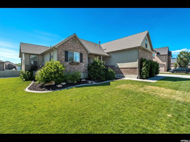 93 N Sierra Way W, Layton, UT 84041 (#1526549) :: Home Rebates Realty