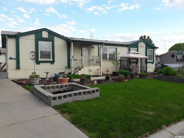 3653 S Willow River Rd #84, West Valley City, UT 84119 (#1526556) :: Home Rebates Realty