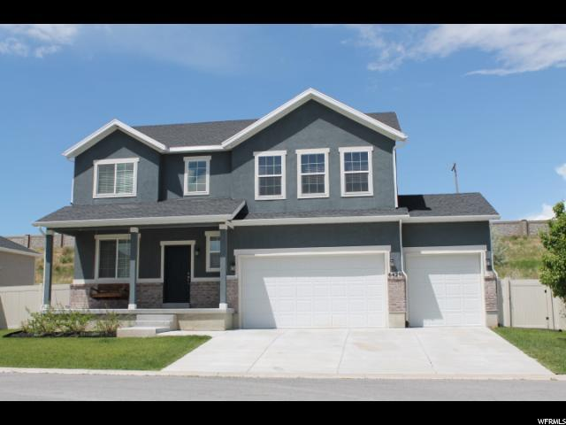 6429 S Orange Sky Ct W, West Valley City, UT 84081 (#1526557) :: Home Rebates Realty