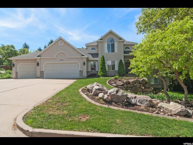 3096 E Maxine Dr, Layton, UT 84040 (#1526568) :: Home Rebates Realty