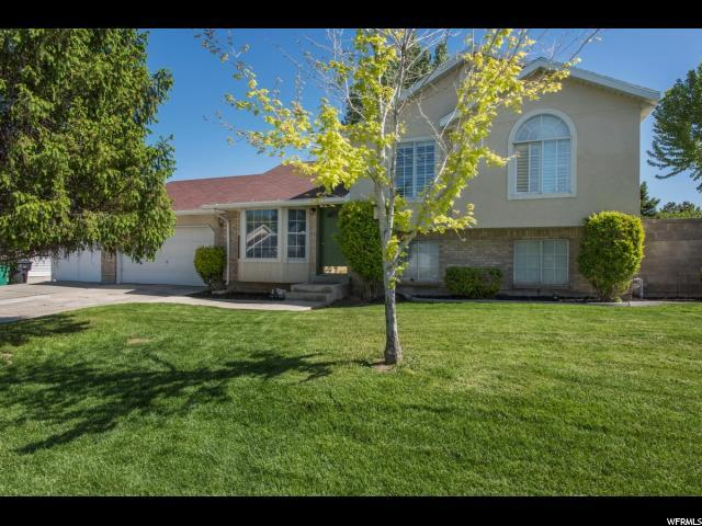 3257 W 8475 S, West Jordan, UT 84088 (#1526572) :: Home Rebates Realty