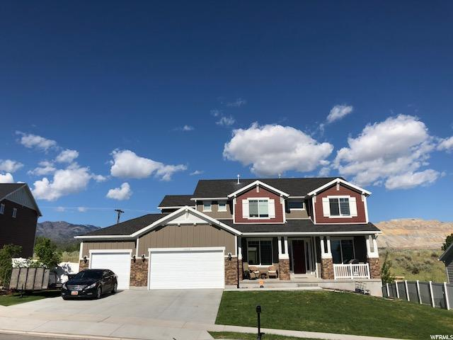 13068 S Muzzle Loader Dr, Herriman, UT 84096 (#1526593) :: Action Team Realty