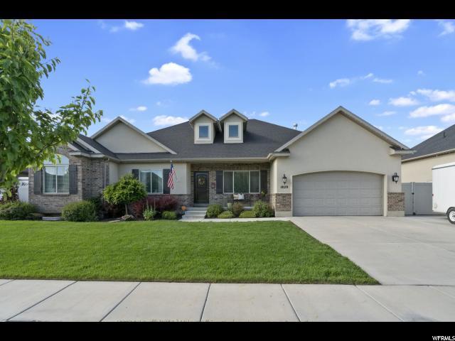 1829 E 1580 S, Spanish Fork, UT 84660 (#1526606) :: Big Key Real Estate