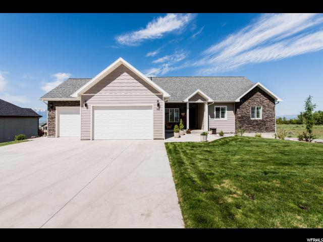 820 E 145 N, Hyde Park, UT 84318 (#1526609) :: Big Key Real Estate