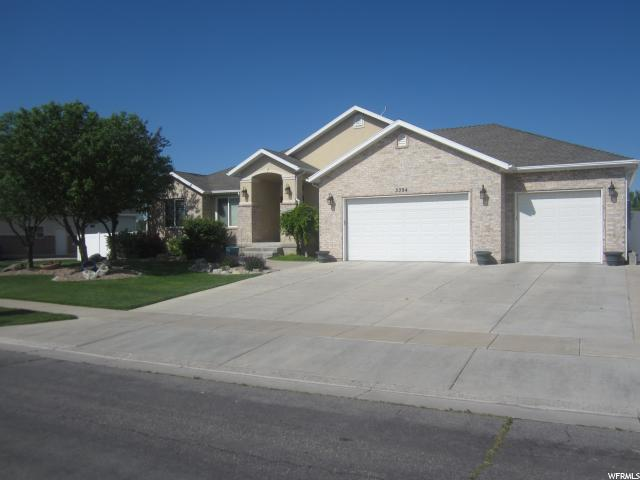 3394 S 800 W, Syracuse, UT 84075 (#1526615) :: Bustos Real Estate | Keller Williams Utah Realtors