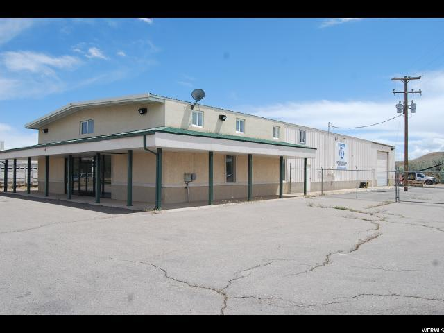 2599 W Hwy 40, Roosevelt, UT 84066 (#1526646) :: Big Key Real Estate