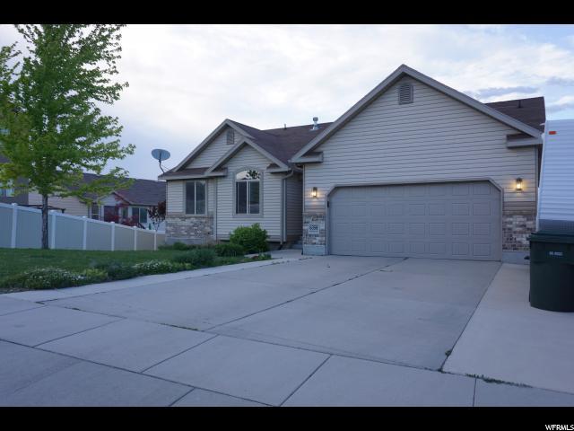 6358 W Mount Whitney Ln, Salt Lake City, UT 84118 (#1526654) :: Exit Realty Success