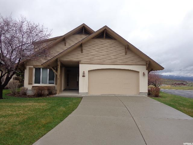 4 W Oberland Ct N #1, Midway, UT 84049 (#1526668) :: Red Sign Team