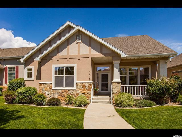 1472 W Homecoming Ave, South Jordan, UT 84095 (#1526669) :: Action Team Realty