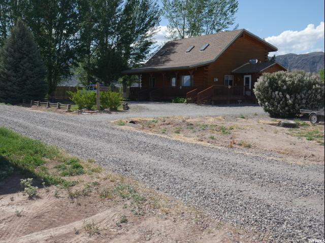 320 W 400 N, Central Valley, UT 84754 (#1526677) :: Big Key Real Estate