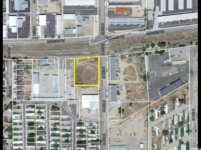 1 .29 ACRES N 800 W, Cedar City, UT 84720 (#1526687) :: Exit Realty Success