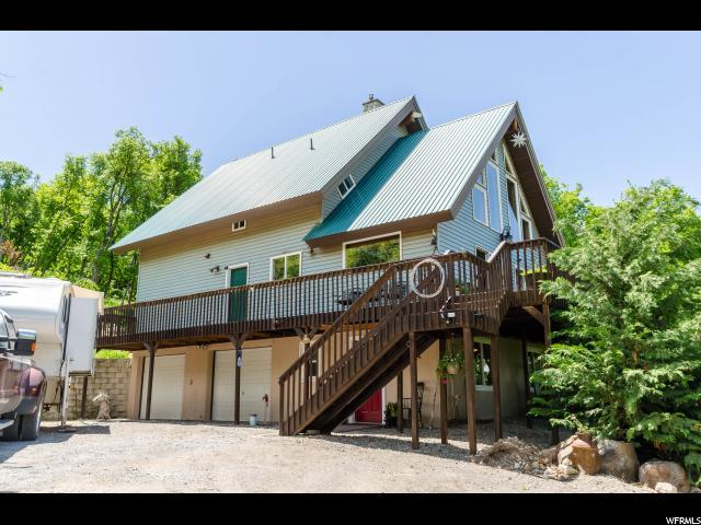 1600 N Litz Rd, Preston, ID 83263 (#1526689) :: Big Key Real Estate