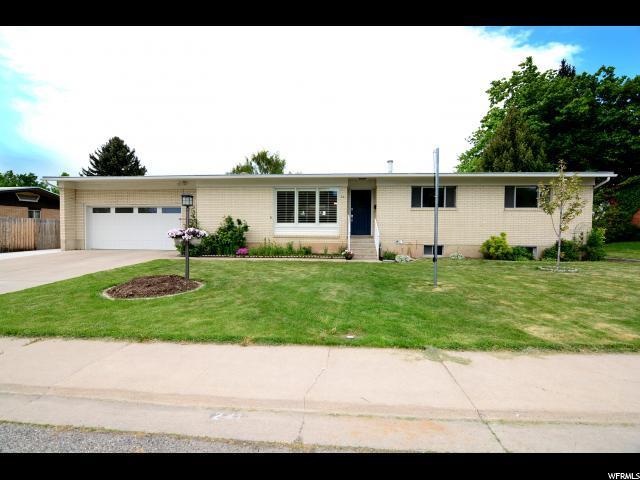241 E 870 N, Logan, UT 84321 (#1526702) :: Bustos Real Estate | Keller Williams Utah Realtors