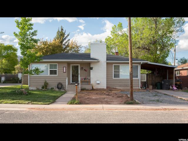 388 W 600 N, Richfield, UT 84701 (#1526704) :: Big Key Real Estate