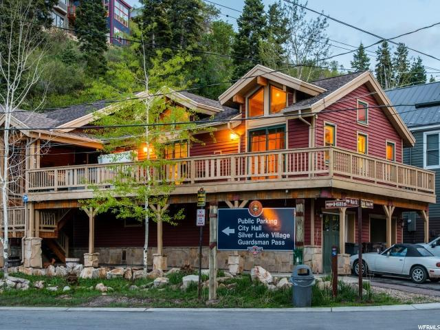19 Daly Ave Ave B, Park City, UT 84060 (#1526782) :: Red Sign Team