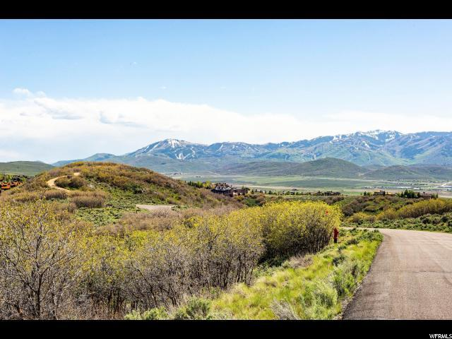 8608 N Promontory Rock Rd, Park City, UT 84098 (MLS #1526831) :: High Country Properties