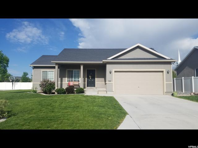 357 Taylor St, Saratoga Springs, UT 84045 (#1526878) :: Big Key Real Estate