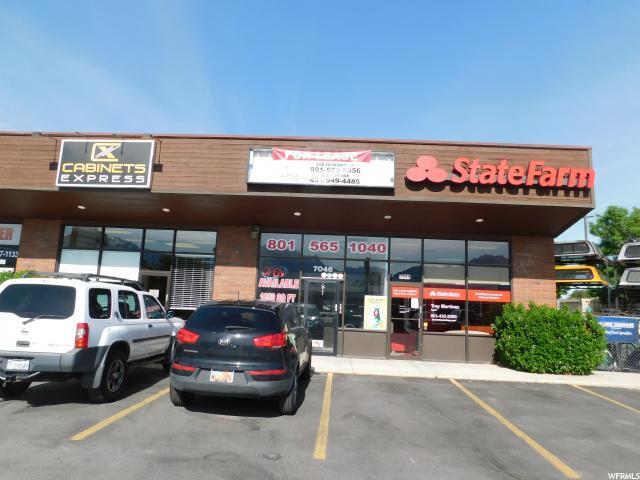 7045 S State Street St E, Midvale, UT 84047 (#1526919) :: Big Key Real Estate