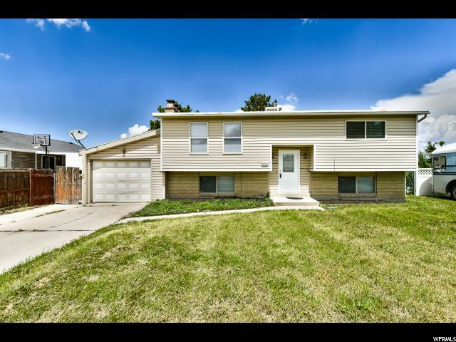 5096 W Boothill Dr S, West Valley City, UT 84120 (#1526933) :: The Fields Team