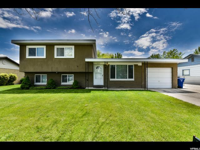 5035 W White Cherry Way S, West Valley City, UT 84120 (#1526935) :: Big Key Real Estate
