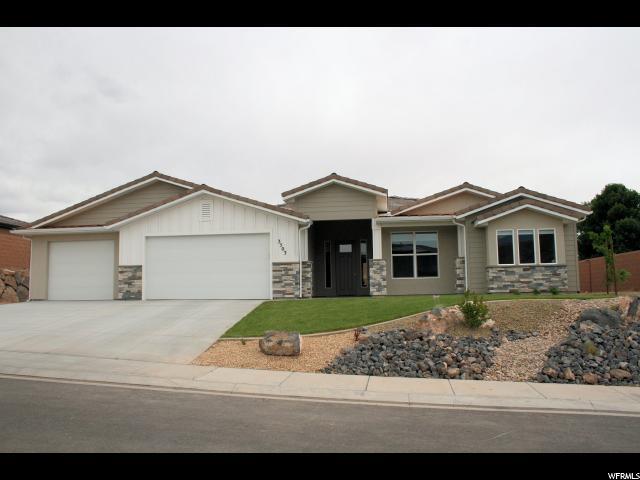 3503 W 400 N, Hurricane, UT 84737 (#1526949) :: Big Key Real Estate