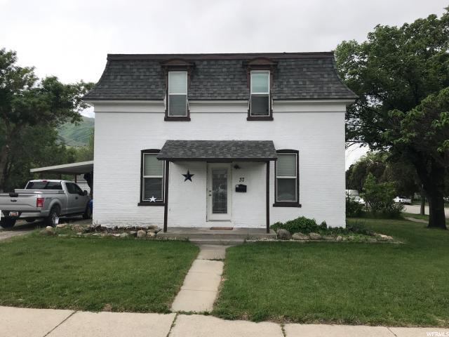 37 W 600 S, Brigham City, UT 84302 (#1526982) :: Big Key Real Estate