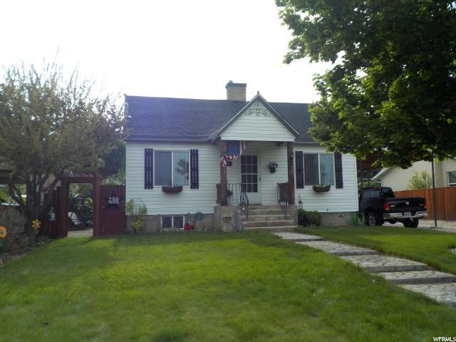 357 S 200 E, Ephraim, UT 84627 (#1527002) :: Big Key Real Estate