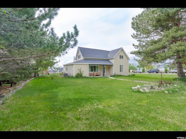 10575 N Hwy 38 N, Deweyville, UT 84309 (#1527009) :: Bustos Real Estate | Keller Williams Utah Realtors