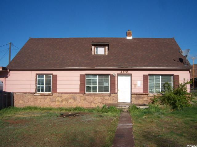 495 N 200 W, Richfield, UT 84701 (#1527013) :: Big Key Real Estate