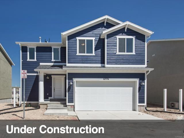 6797 W Sirius Pl S #11, West Jordan, UT 84081 (#1527098) :: Big Key Real Estate