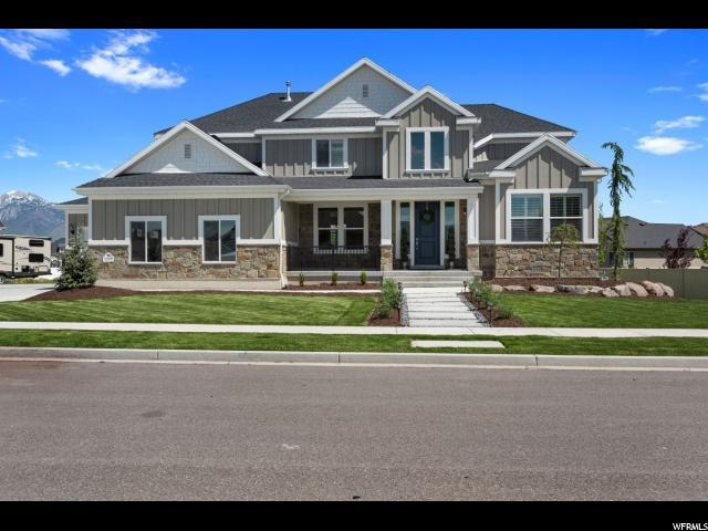 12951 Sand Creek Dr, Riverton, UT 84065 (#1527125) :: Colemere Realty Associates