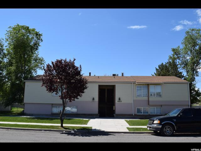 4123 W 3280 S, Salt Lake City, UT 84120 (#1527132) :: Colemere Realty Associates