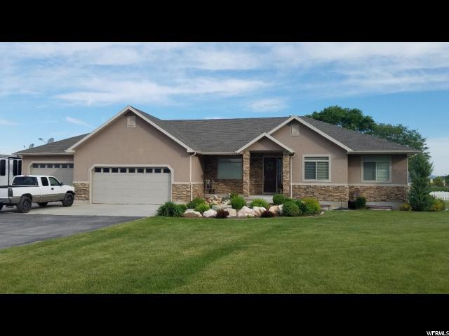 6199 N Highway 38 W, Honeyville, UT 84314 (#1527147) :: Bustos Real Estate | Keller Williams Utah Realtors