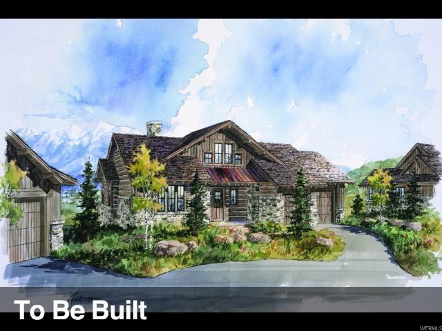 3809 Cynthia Cir #24, Park City, UT 84098 (MLS #1527200) :: High Country Properties