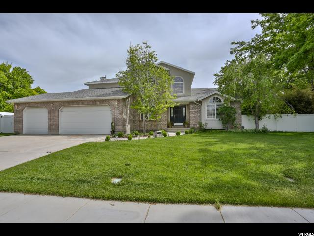 1501 W Riverton Ranch Rd S, Riverton, UT 84065 (#1527207) :: Colemere Realty Associates