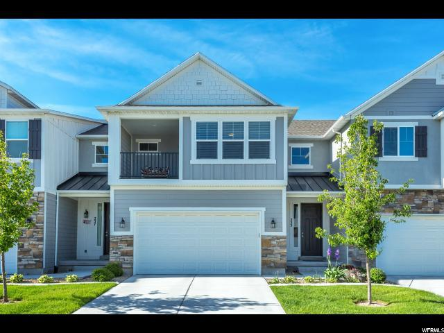 233 E Cordoba Dr, Saratoga Springs, UT 84045 (#1527255) :: Big Key Real Estate
