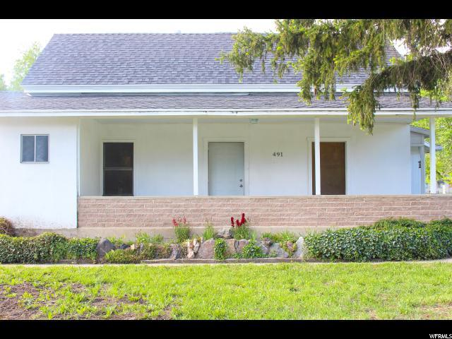 491 E 200 N, Provo, UT 84606 (#1527261) :: Big Key Real Estate