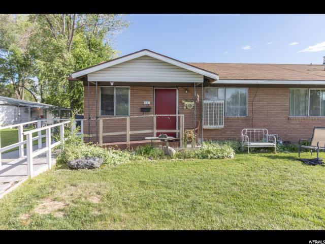 1117 W 300 N, Provo, UT 84601 (#1527263) :: Big Key Real Estate