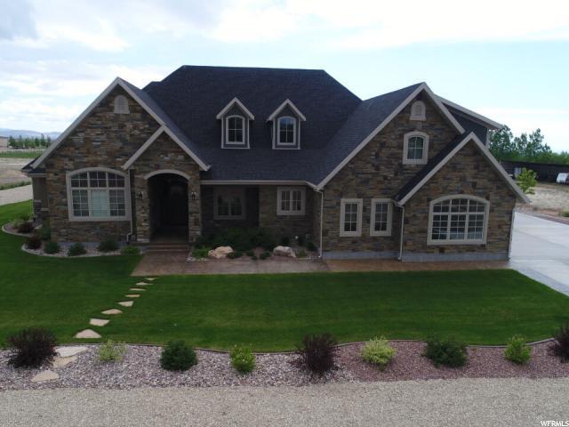 11776 N Uintah Cny Hwy, Neola, UT 84053 (#1527279) :: Big Key Real Estate