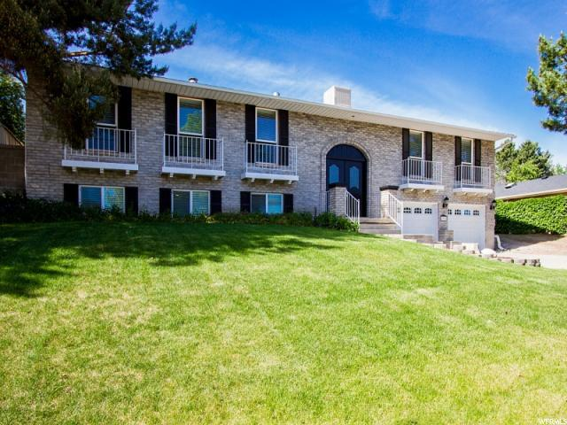 2736 E Willow Bend Dr, Sandy, UT 84093 (#1527286) :: Exit Realty Success