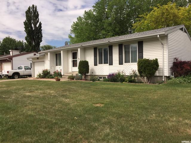1701 N 600 W, West Bountiful, UT 84087 (#1527294) :: Bustos Real Estate | Keller Williams Utah Realtors