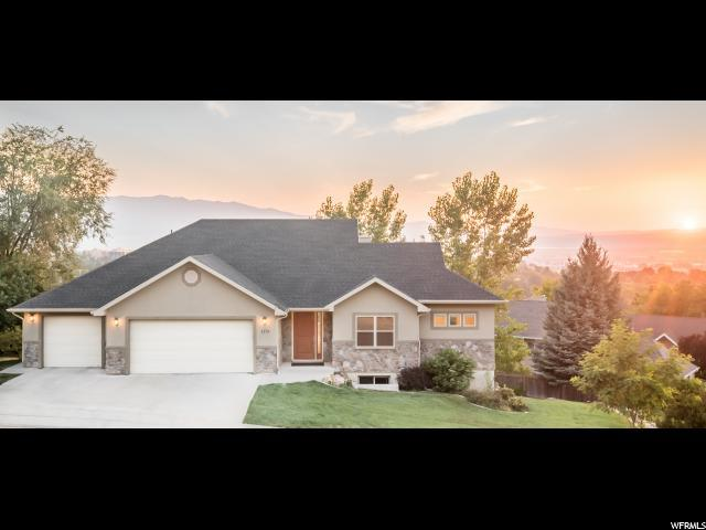 1179 Circle View Dr, Logan, UT 84321 (#1527296) :: Exit Realty Success