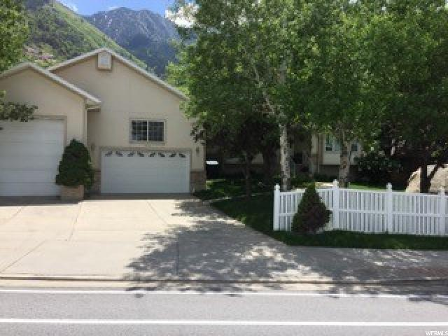 2824 E Wasatch Blvd, Sandy, UT 84092 (#1527322) :: Big Key Real Estate