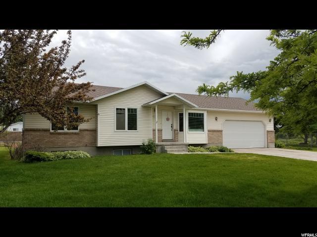 1055 W 325 N, Hyrum, UT 84319 (#1527325) :: Big Key Real Estate