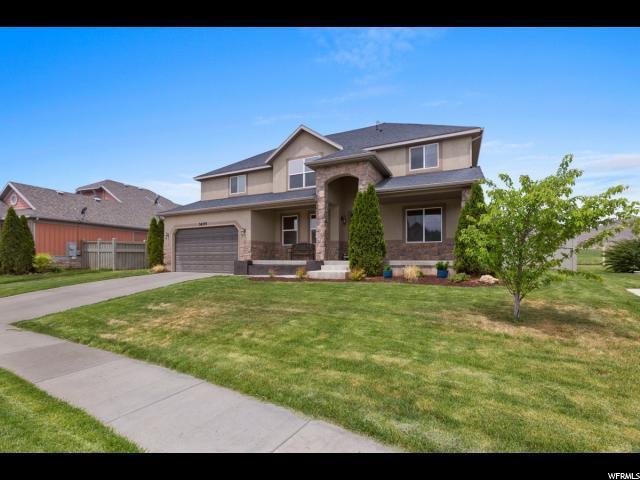 3695 Turnberry Rd, Eagle Mountain, UT 84005 (#1527349) :: Big Key Real Estate