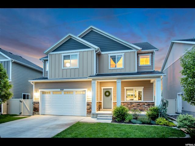 3527 N Bear Hollow Way W, Lehi, UT 84043 (#1527350) :: Big Key Real Estate